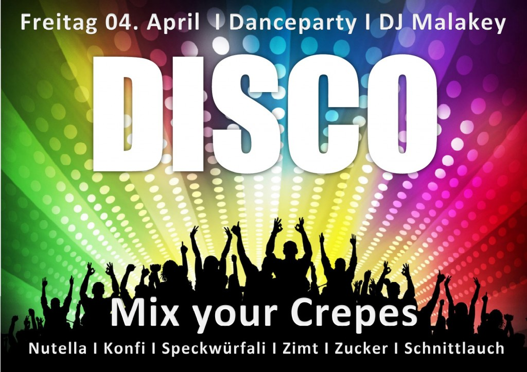 Disco Flyer-1