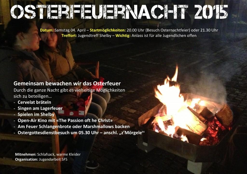 Flyer-Vorlage 2015