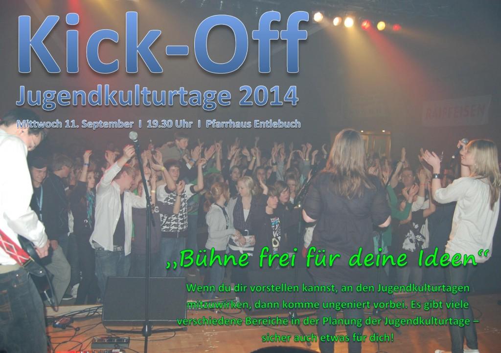 Kick-Off Jukult 2014