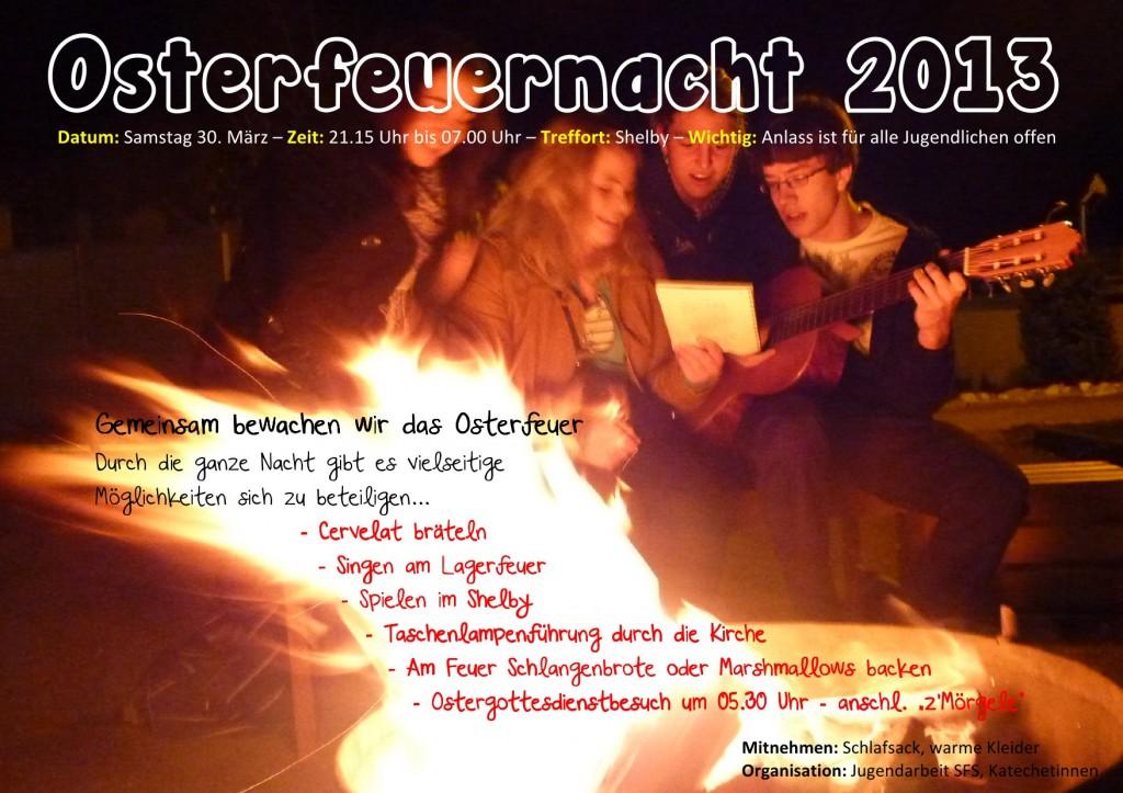Osterfeuernacht 2013-1