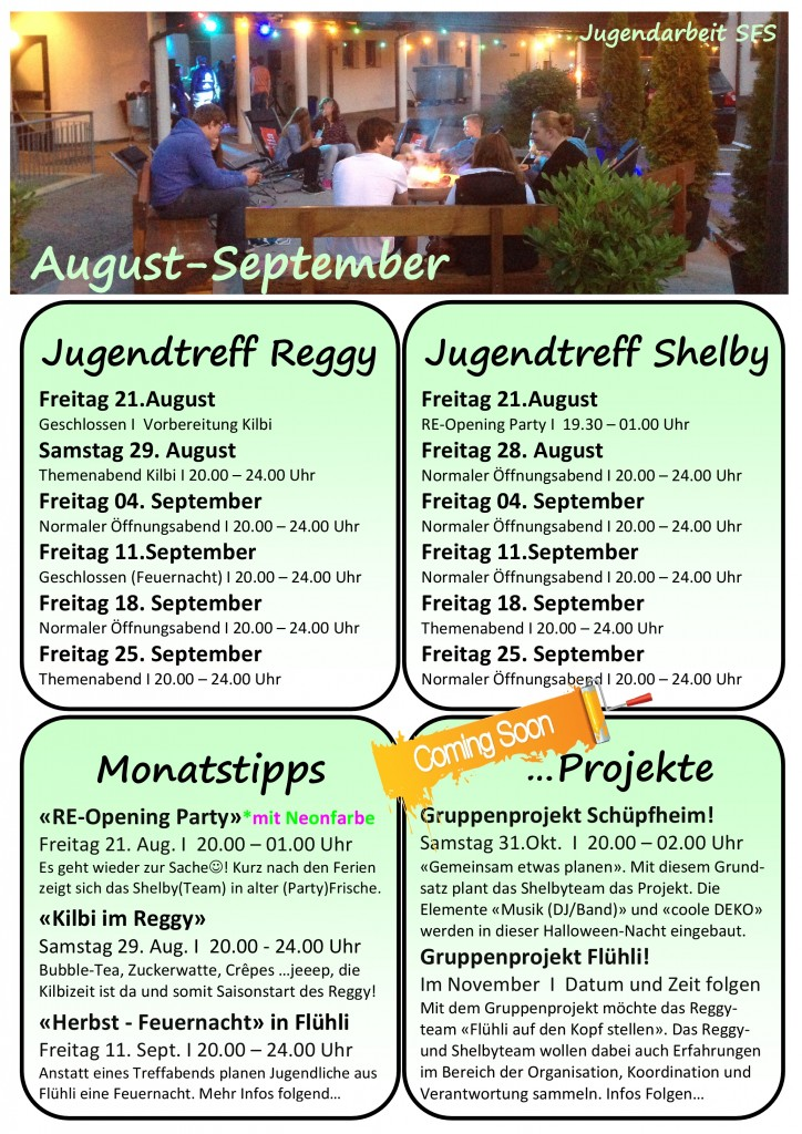 Programm Aug-Sept Flü