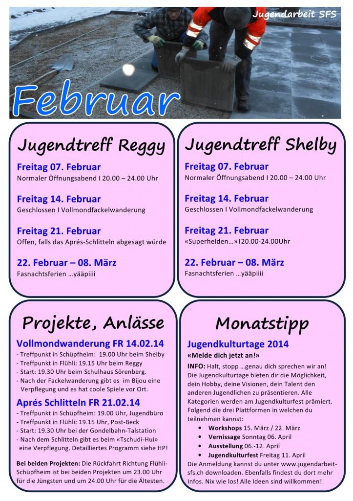 Programm Februar 2014-1