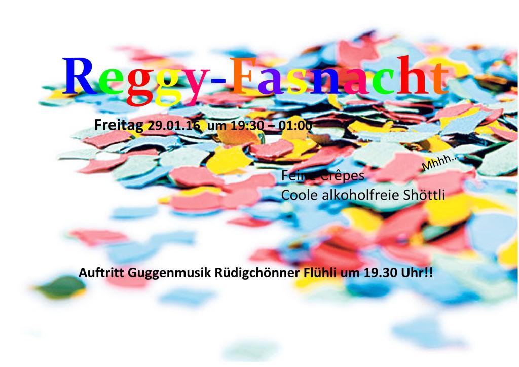 Reggy Flyer
