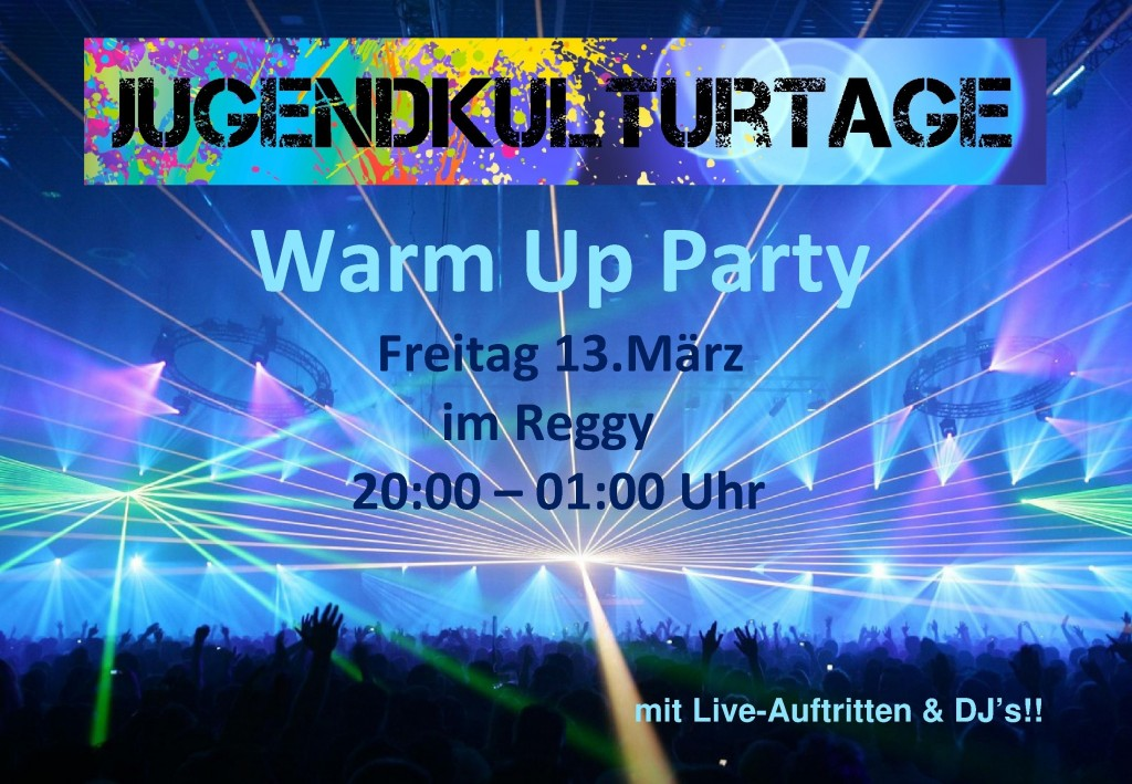Warm Up Party
